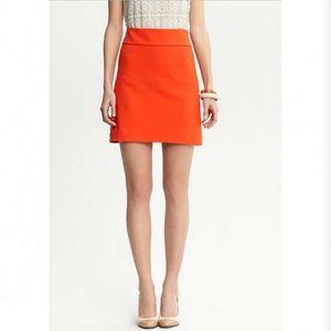 Banana Republic Dayna Ponte Knit Mini Skirt